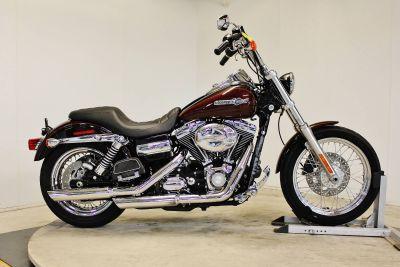 2011 Harley-Davidson Dyna Super Glide Custom Cruiser Motorcycles Pittsfield, MA