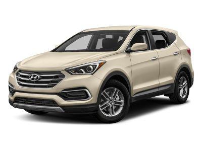2018 Hyundai Santa Fe Sport 2.4L FWD (Pearl White)