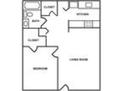 Campbell Arms Apartments - One BR