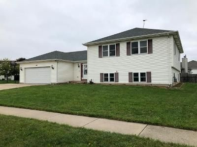 3 Bed 2.5 Bath Foreclosure Property in Woodstock, IL 60098 - Clover Chase Cir