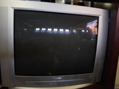 "27"" Phillips CRT TV"