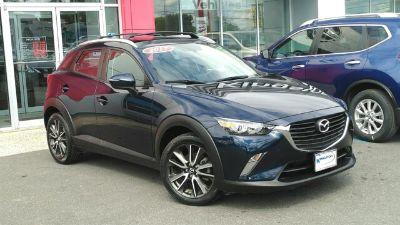 2017 Mazda CX-3 (Deep Crystal Blue Mica)