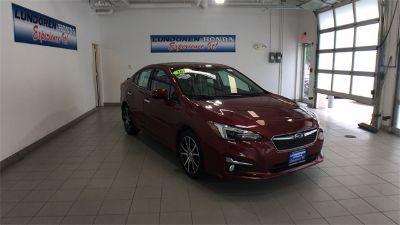 2017 Subaru Impreza (Venetian Red Pearl)