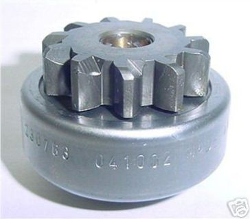 Find 1965-1988 starter drive for harley davidson motorcycle 31443-65 31443-65A motorcycle in Lexington, Oklahoma, US, for US $34.95