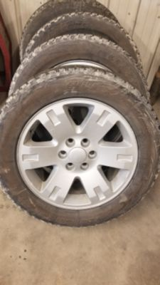 Set rims and tires