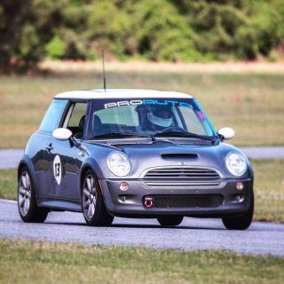 2002 Mini Cooper S TT5
