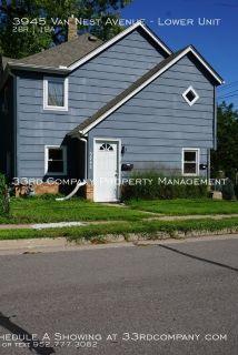 Kingfield Neighborhood Duplex – Available September!