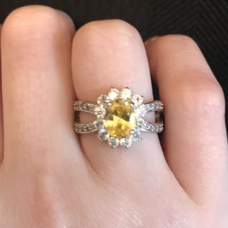 Size 6 Fragrant Jewels Ring