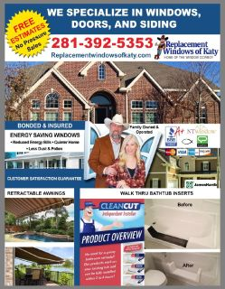 Replacement Windows Bellville Texas