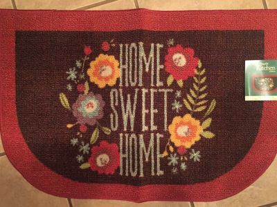 NEW Home Sweet Home Rug 20x30