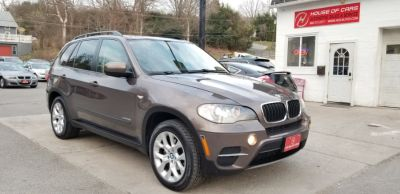 2011 BMW X5 xDrive35i (Brown)