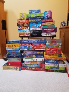 Games (50 games)