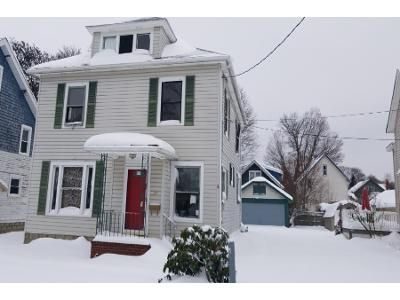 3 Bed 1.0 Bath Preforeclosure Property in Jamestown, NY 14701 - Catlin Ave