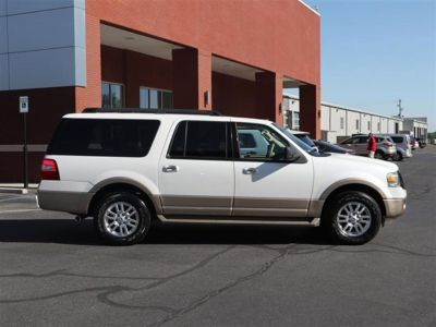 2013 Ford Expedition EL King Ranch (White)