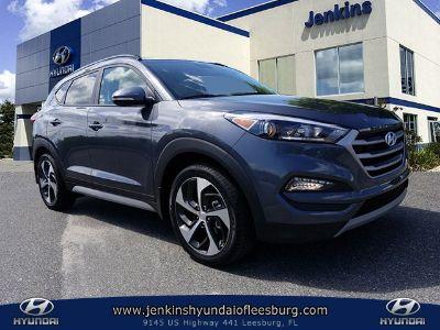 2018 Hyundai Tucson Value (Coliseum Gray)