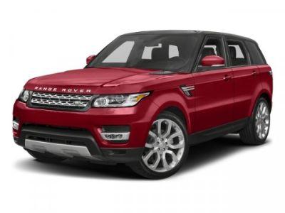 2017 Land Rover Range Rover Sport V6 SE Supercharged AWD (Windward Grey Metallic)