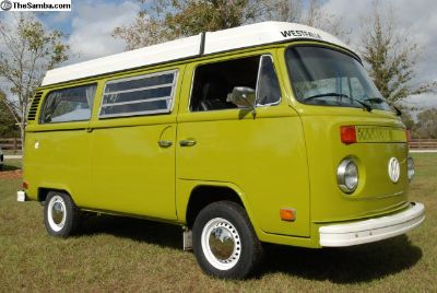 1978 Westfalia - Beautifully Restored