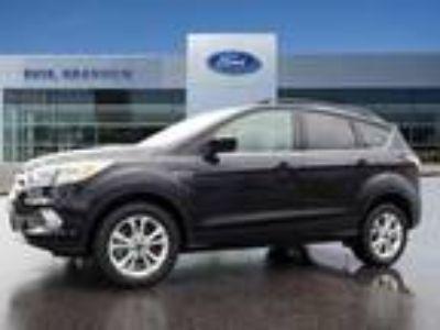 2018 Ford Escape Black
