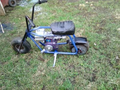 1996 Redneck Engineering BOBBER