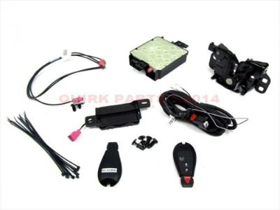 Purchase 2013 Dodge Ram 1500 2500 Remote Starter Kit W/2 Keyless Entry Key Fobs MOPAR motorcycle in Braintree, Massachusetts, United States, for US $247.85