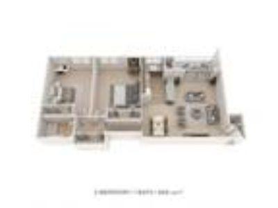 Princeton Estates Apartment Homes - 2 BR One BA