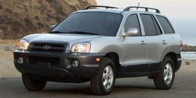2005 Hyundai Santa Fe GLS ()
