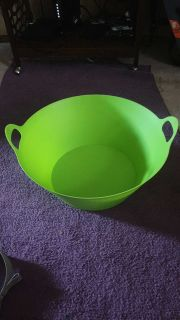 Large Plastic Clothes Basket