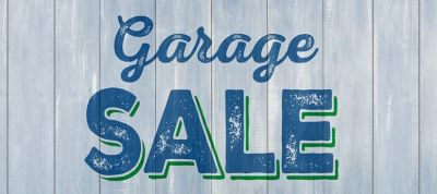 Huge Family Garage Sale
