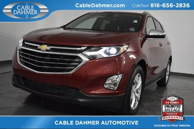 2018 Chevrolet Equinox Premier (Red)