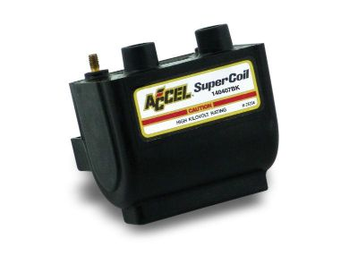 Buy ACCEL SUPER COIL BLACK 140407BK 1980-2003 HARLEY EVO BIG TWIN REPLACES 31620-88 motorcycle in Gambrills, Maryland, US, for US $89.95
