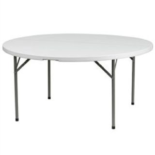 Round Plastic Folding Tables - chairstables2001