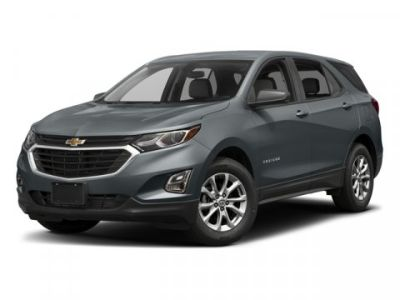 2018 Chevrolet Equinox LS (Mosaic Black Metallic)