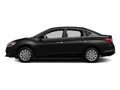 2017 Nissan Sentra S (Super Black)