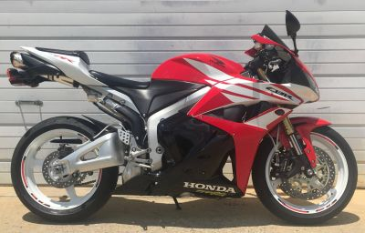 2012 Honda CBR 600RR SuperSport Motorcycles Sanford, NC