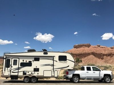 2016 Forest River Flagstaff Super Lite 8524RLWS