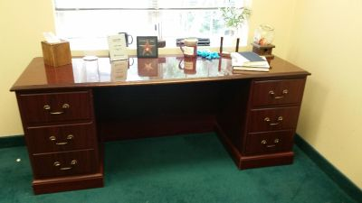 """Credenza 6 ft. Wide x 2 ft. Deep x 29"""" Tall"""