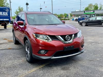 2016 Nissan Rogue AWD 4dr SL (Cayenne Red)