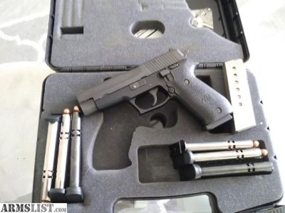 For Sale/Trade: Sig 220 45acp