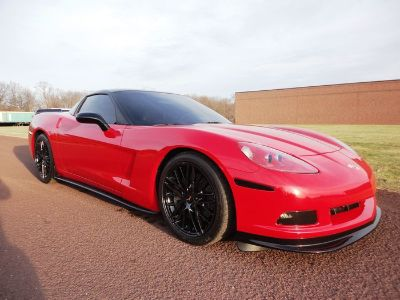 2008 Chevrolet Corvette Z51 Coupe Supercharged 660HP