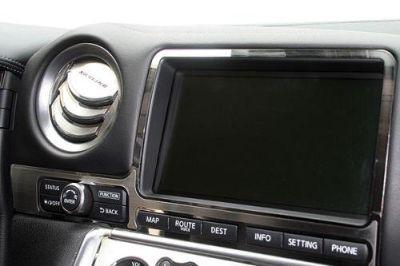 Find ACC 161007 - 10-13 Nissan GT-R Navigation Trim Polished Car Interior motorcycle in Hudson, Florida, US, for US $72.15