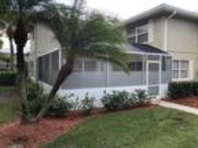 Two BR/2.One BA Townhouse in Palm City, FL