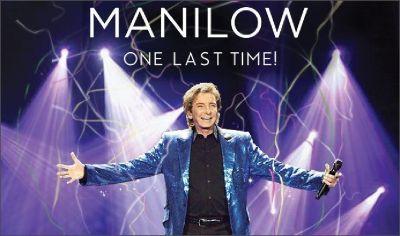 Barry Manilow Tickets 2018 - tixtm.com