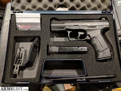 For Sale: Walther P99 AS 9mm