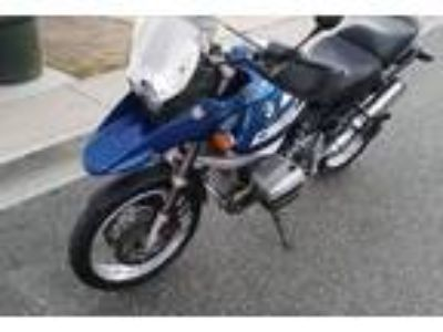 2002 BMW R-Series R1150GS