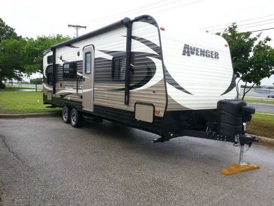2016 Avenger RV 26 BH Travel Trailer