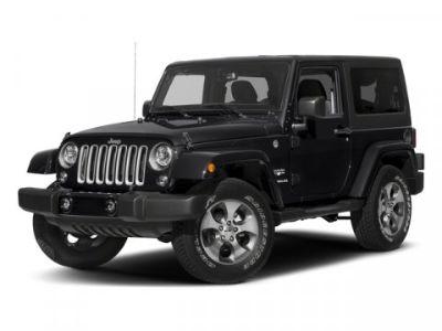 2018 Jeep Wrangler Sahara (Granite Crystal Metallic Clearcoat)