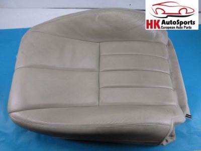 Purchase JAGUAR S-TYPE FRONT LEFT DRIVER SIDE UPPER SEAT CUSHION LEATHER TAN OEM 2003 04 motorcycle in Hesperia, California, United States, for US $120.00