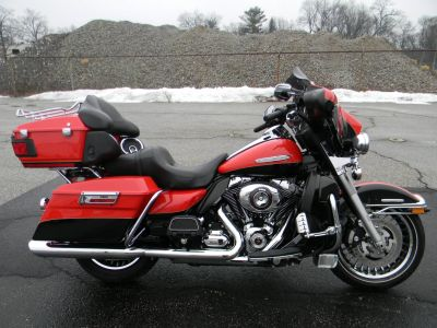 2010 Harley-Davidson Electra Glide Ultra Limited Touring Motorcycles Springfield, MA