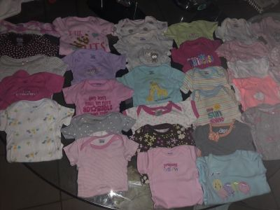 A lot baby girl clothes