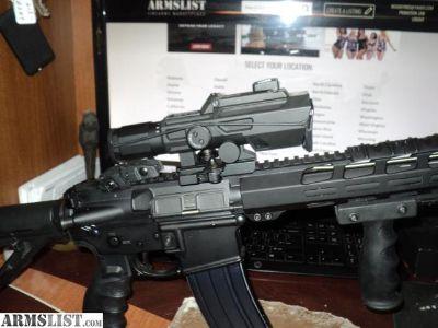 For Sale: RUGER AR 15